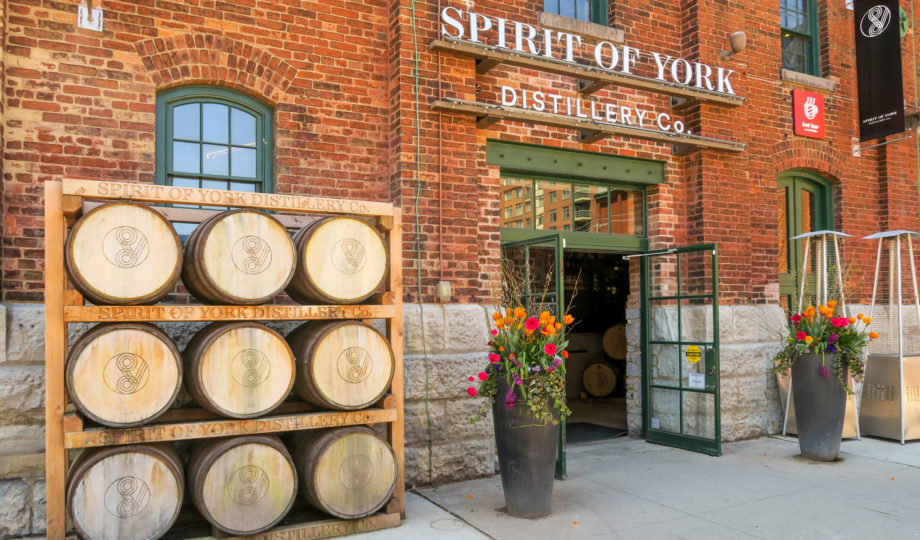 Toronto,,Canada,-,May,2019:,Spirit,Of,York,Famous,Pub